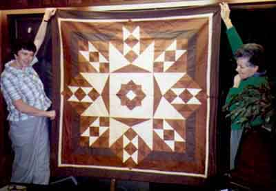 Wedding Gift quilt 1984